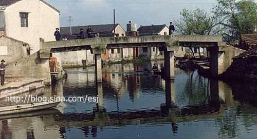 绍兴古桥.这些桥,无从知晓(转) - 河山 - 河 山 de boke