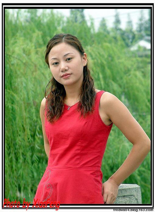 紅衣女孩 - 曉風殘月 - 曉風殘月
