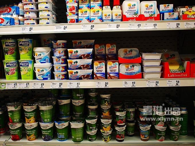 半夜畅游柏林超市 - 喜琳 - 喜琳的异想世界