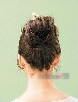 发型2 - 悠然 - 悠然博客