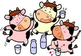 【生活小品】偶携众牛给博友们拜年了 - 木·行者 - 木·行者 刘海戏金蟾