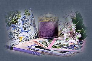 引用 精美日志边框(十九) - 出水莲 - 香 莲 居 室