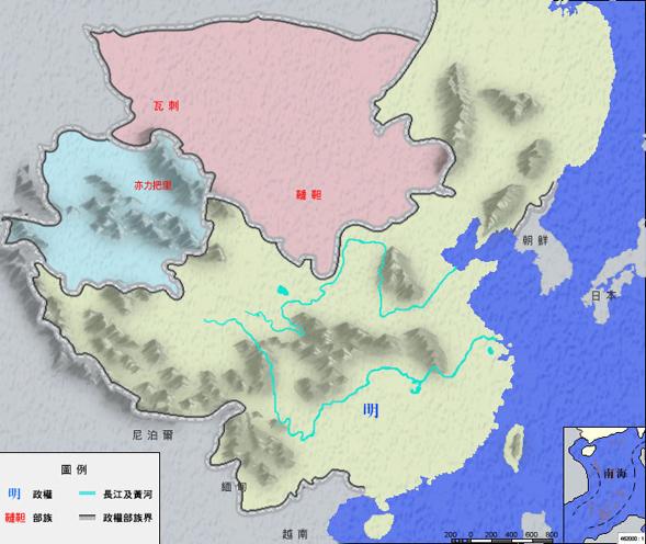 引用 中国夏朝至今历代版图 - bzgmj - 采花浪蝶