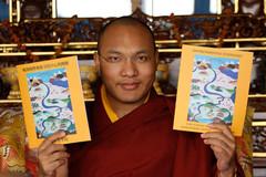 法王噶玛巴郑重介绍《寺院环境保护准则》手册 - 果华 - 噶玛巴千诺!