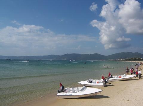 海阔天空亚龙湾(2009-1-16) - daikang390505 - 我的博客