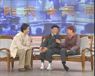 崔永元为赵本山春晚作品支奇招(组图)