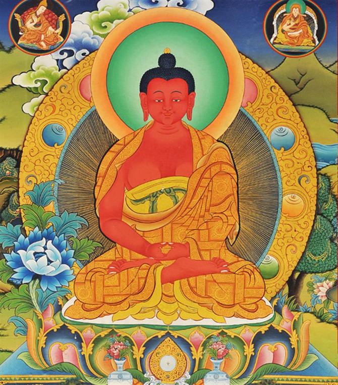 佛教常用心咒 - 春兰之馨香 - 香光庄严卍念佛三昧