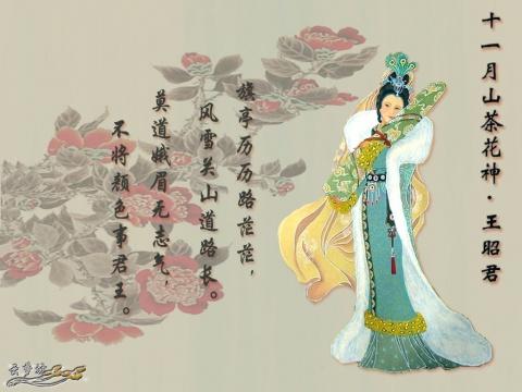 音画欣赏-花神(二) 素材/秋实 编制/雪劲松 - 雪劲松 - 雪劲松的博客