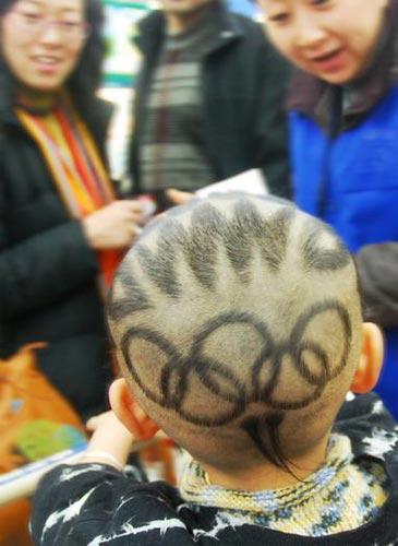 奥运发型 - 绝地再生 - ◢▂ 絕哋侢眚 ▂◣
