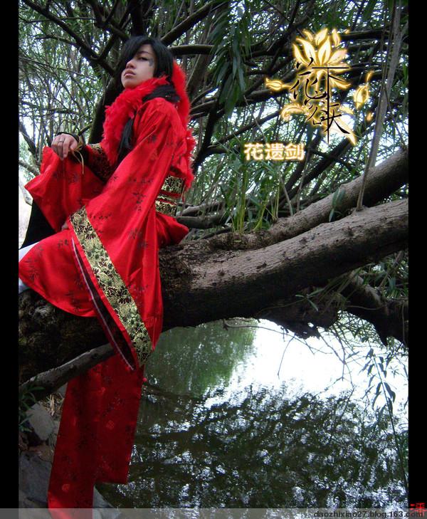 【花容天下COS】--试妆预告--【红尘残梦·花遗剑】 - pandora27 -      子非鱼