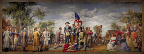 何新:共济会创建了美利坚合众国和纽约证交所