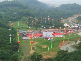 在天空中的感觉(热气球升空实录之二) - liuyj999 - 刘元举的博客