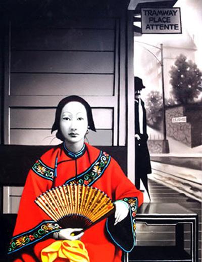 """旧作存档:""""上海神话""""和市民社会的隐形 - 朱大可 - 朱大可的博客"""