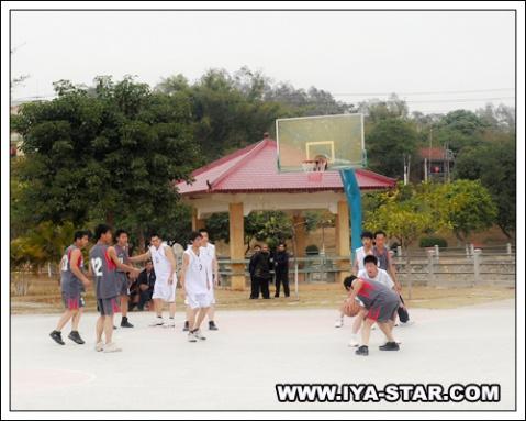2009年家乡春节篮球赛 - ☆哎呀星星☆ -