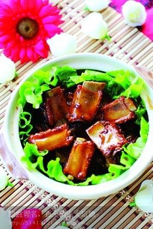 六菜一汤的美味营养 年夜饭 飞龙在天 飞龙在天的博客