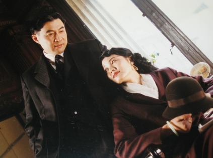 影射杜、梅、孟关系的《情陷上海滩》(1997年) - 没派传人 - Dream in ShangHai