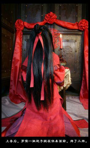 婚礼:http://chunuo.blogbus.com--亲家诺诺的BLOG - 凡言嫵語 - 花御天邪
