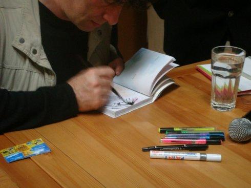 尼尔·盖曼给《新幻界》的赠言 - 新幻界 - 《新幻界》——最靠谱的幻想文学电子杂志