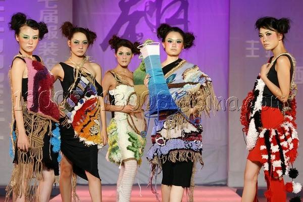 广西艺术学院服装设计毕业展