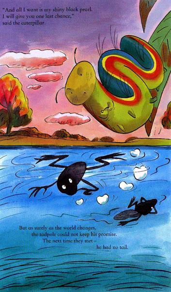 彩虹与黑珍珠 - 王老师小语工作室 - 王老师小语工作室