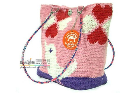 钩织漂亮包包---带图解 - 秀儿的日志 - 网易博客 - 木心草 - 木心草
