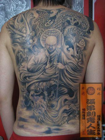 纹身 360_480 竖版