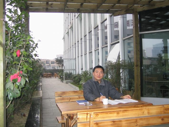 成都报业集团大楼真气派 - 朱达志 - 朱达志的博客