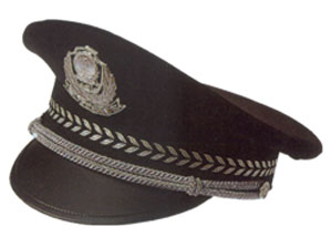 警装诱惑 - 景军 - 制服与皮革天地