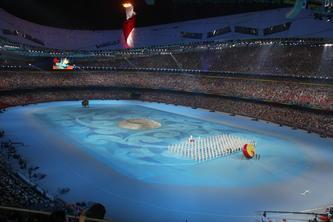 奥运闭幕式(一)