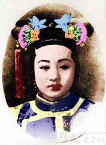 敢与慈禧结怨的另类嫔妃(组图) - 中华遗产 - 《中华遗产》