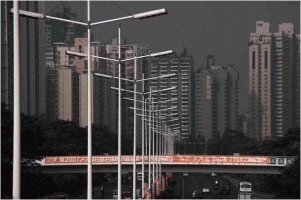 [原]深圳·红树林·清晨时分 - Tarzan - 走过大地