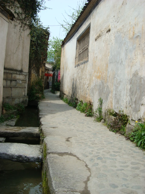 工作旅行之宏村 - yeejame - yeejame 的博客
