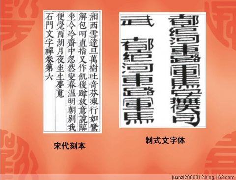 古代汉字的演变 - 石雨书法 - 石雨书法-----养心堂主人