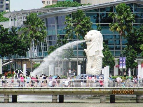 新加坡印象记(一)