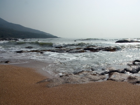 小月湾的涛声 - daikang390505 - 我的博客
