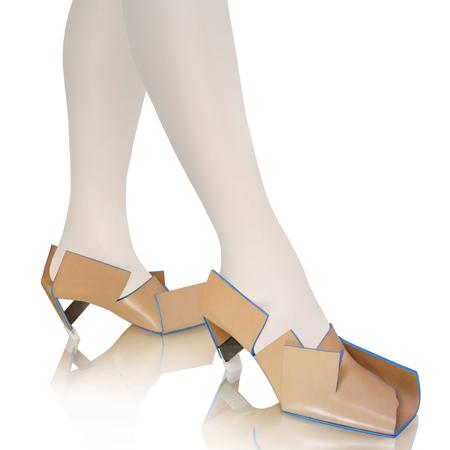 世界上最奇妙的鞋子大展示(组图) - xk - xk