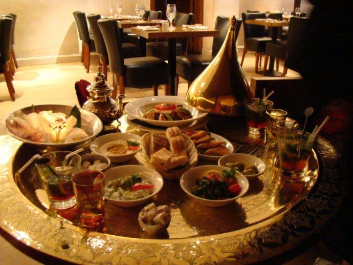 欧洲之旅 - 和研礼仪文化 - 卢浩研--美食美酒无国界