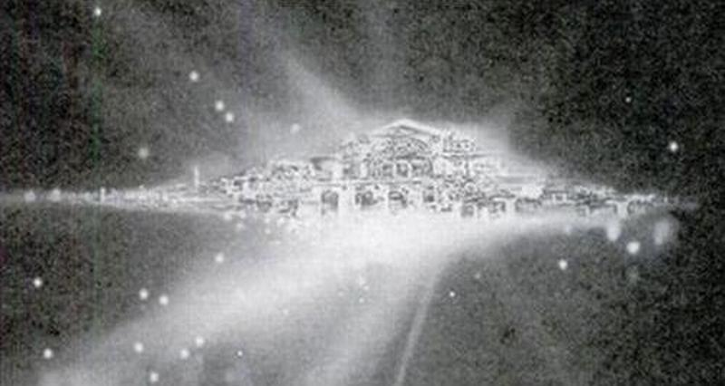 NASA拍到宇宙天国世界16年后才曝光 - lzylm123456 - 土土