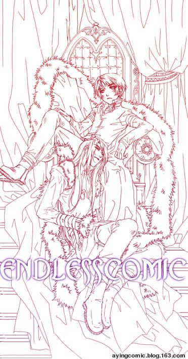 《天人X》之王座 - 红麟 - ENDLESSCOMIC