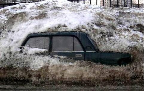 独家:俄罗斯人不得不说的冰雪秘密 - 红场上那点儿事儿 - 关健斌的博客