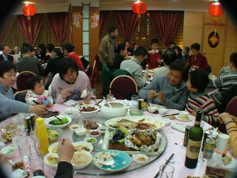 年夜饭之看哥哥篇 - 宸欢 - 张宸欢的网家家