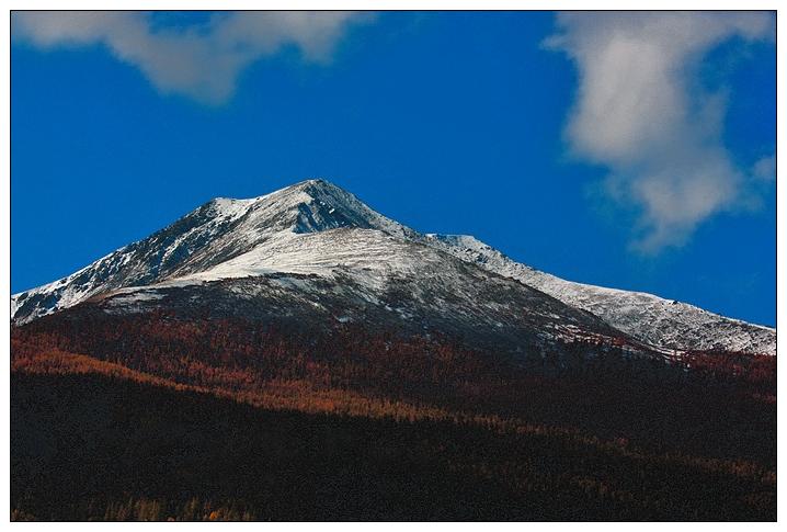 〔原创摄影〕阿尔泰山风光 - 阿成 - 我的博客
