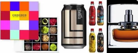 优秀的罐装食品包装欣赏 - 「客露羽」 - 「FANKIE LIU FENG」