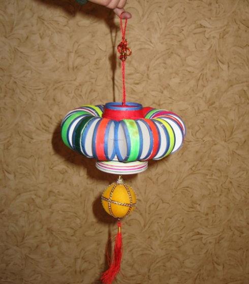 手工制作灯笼的方法与教程大全 - 阿拉巴的日志 ...