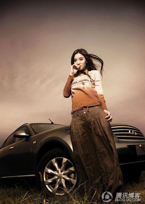 美女车模与豪车共缠绵!!! - lx3com - lx3com太上老君的博客