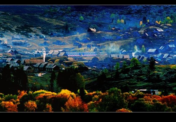 [原创]神圣芳草地---爱的奉献(4) - 雪山老人 - 雪山老人的博客