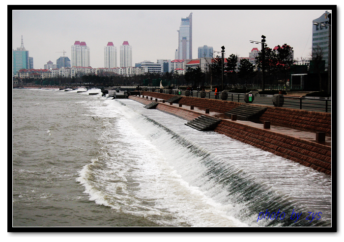 环游渤海蓝色梦 - 自由诗 - 人文历史自然 诗词曲赋杂谈