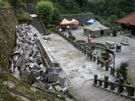 引用 汶川大地震中的奇异现象 - 易者无名 - 生活在感恩的世界