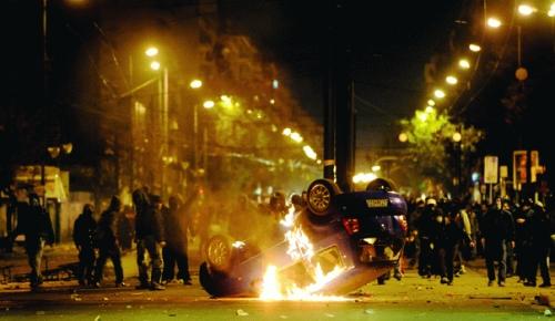 希腊骚乱目击记 - 外滩画报 - 外滩画报 的博客