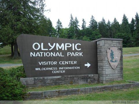 奥林匹克国家公园二日游 (上篇) - 阳光月光 - 阳光月光